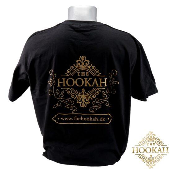 T-Shirt - THE HOOKAH - B (Hinten)