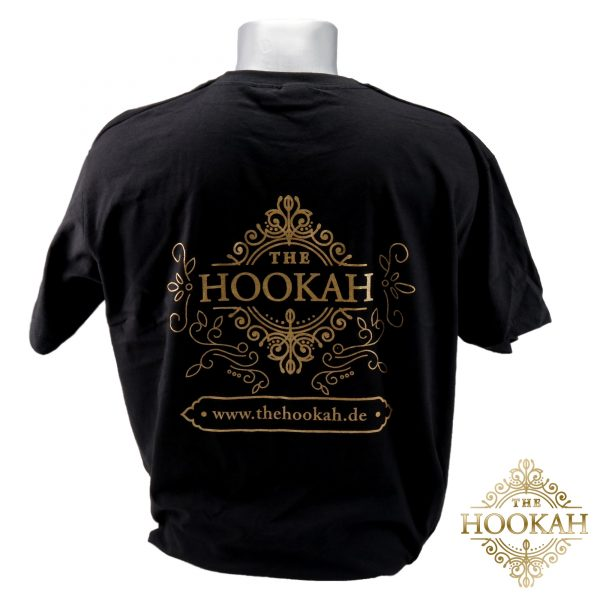 T-Shirt - THE HOOKAH - B (Hinten)