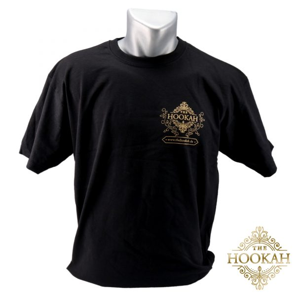 T-Shirt - THE HOOKAH - B (Vorne)