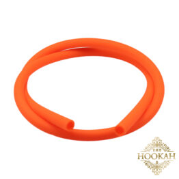 Silikonschlauch Orange Matt - THE HOOKAH