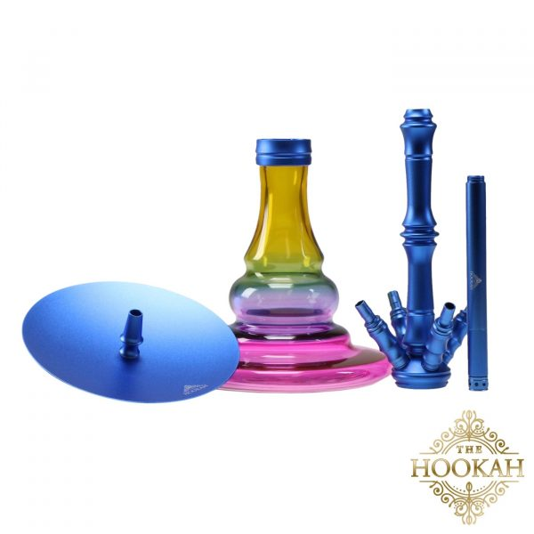 MC FLY THE HOOKAH Blue